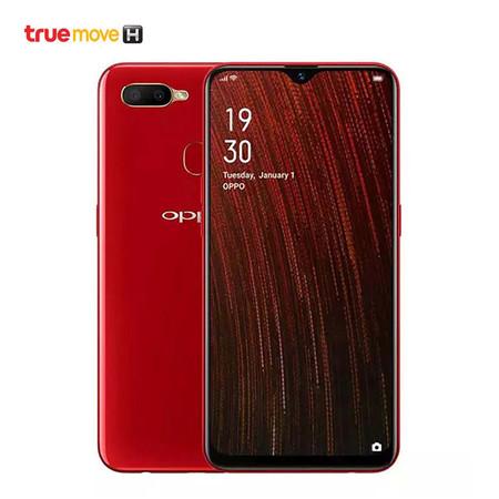OPPO A5s (รองรับเฉพาะซิมเครือข่าย TrueMove H) - Red