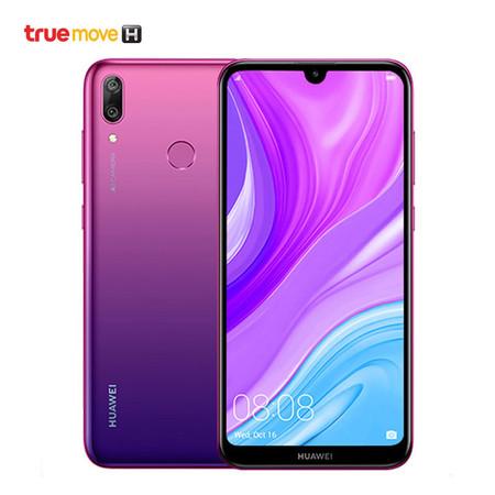 Huawei Y7 2019 (รองรับเฉพาะซิมเครือข่าย TrueMove H) - Purple