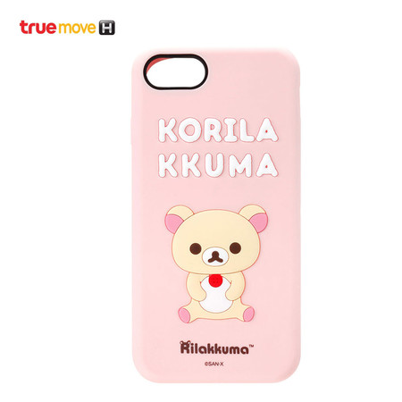 เคส iPhone 7 Disney Silicone Case - San-X 9