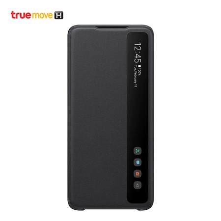 เคส Samsung สำหรับ Galaxy S20+ รุ่น ClearView - Black