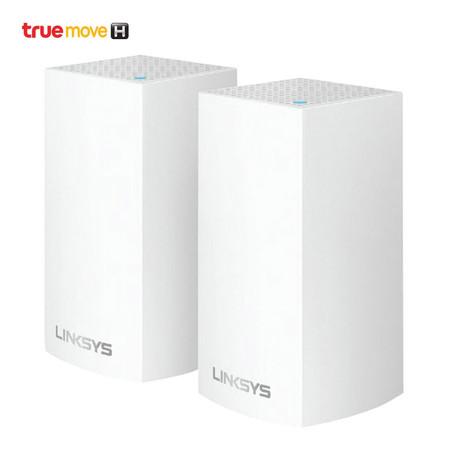 Linksys VELOP MESH WiFi (Dual brand) AC2600 - White