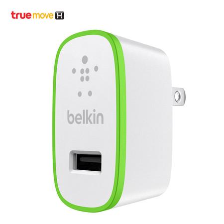 อะแดปเตอร์ชาร์จไฟ Belkin MIXIT Home USB Charger (5 watt) (B2B no Production)