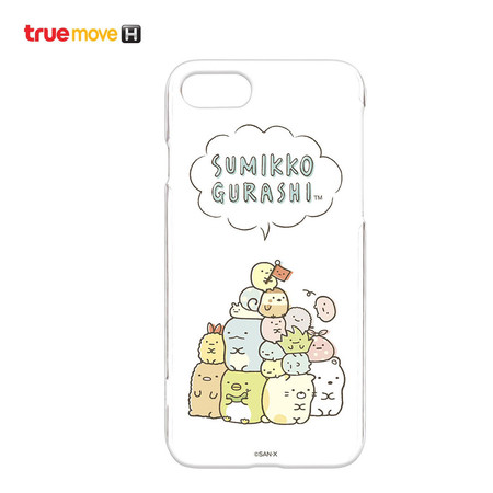 เคส iPhone 7 Disney Hard Case - San-X 1