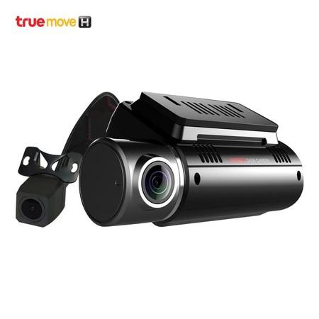 กล้องติดรถยนต์ รุ่น Dual Power Clear