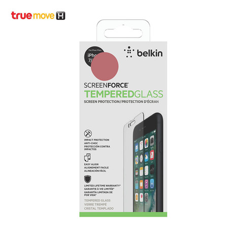 Belkin SCREENFORCE™ TemperedCurve for iPhone 11