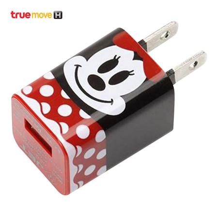 อะแดปเตอร์ชาร์จไฟ Disney iCharger USB Adapter - Minnie Mouse