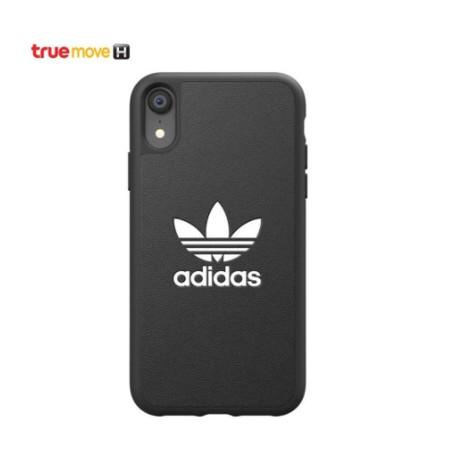 Adidas เคสกันกระแทกสำหรับ iPhone XR TPU - Black