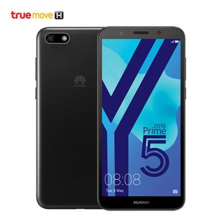Huawei Y5 Prime (รองรับเฉพาะซิมเครือข่าย TrueMove H) - Black