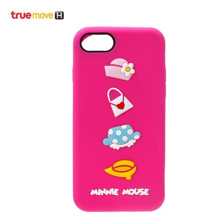 เคส iPhone 7 Disney Silicone Case - Minnie1