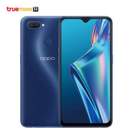 OPPO A12 (รองรับเฉพาะซิมเครือข่าย TrueMove H) - Deep Blue