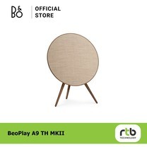 B&O Beoplay A9 4.G Speaker WIFI Oak Legs GVA - Bronze