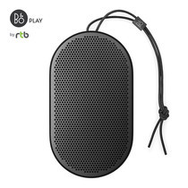 B&O Play Beoplay ลำโพง รุ่น P2 Portable Bluetooth Speaker - Black