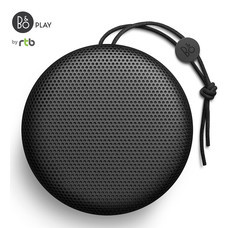 B&O Play Beoplay ลำโพง รุ่น A1 Portable Bluetooth Speaker - Black