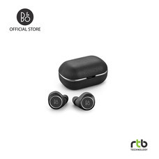 B&O หูฟังไร้สาย รุ่น Beoplay E8 2.0 True Wireless Earphones Charging​ - Black