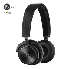 B&O Play Beoplay หูฟังไร้สาย รุ่น H8 Wireless On-Ear Headphone with Active Noise Cancelling - Black