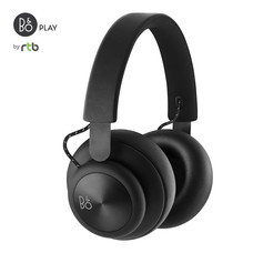 B&O Play Beoplay หูฟังไร้สาย รุ่น H4 Wireless Over Ear Headphones - Black