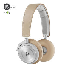 B&O Play Beoplay หูฟังไร้สาย รุ่น H8 Wireless On-Ear Headphone with Active Noise Cancelling - Natural