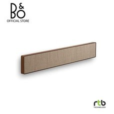 (Pro Order แถม A1 Black) ลำโพง B&O Soundbar Speaker รุ่น Beosound Stage - Bronze Tone/Warm Taupe