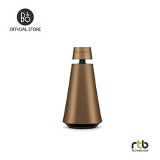 B&O ลำโพง รุ่น Beosound 1 GVA Portable Wireless Speaker Multiroom with Voice Assistant - Bronze Tone