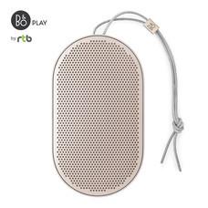 B&O Play Beoplay ลำโพง รุ่น P2 Portable Bluetooth Speaker - Sand Stone