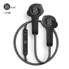 B&O Play Beoplay หูฟังไร้สาย รุ่น H5 Wireless Bluetooth Earphones - Black
