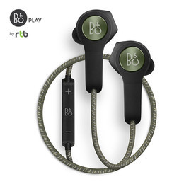 B&O Play Beoplay หูฟังไร้สาย รุ่น H5 Wireless Bluetooth Earphones - Moss Green