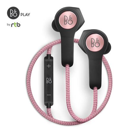 B&O Play Beoplay หูฟังไร้สาย รุ่น H5 Wireless Bluetooth Earphones - Dusty Rose