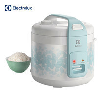 Electrolux หม้อหุงข้าว 1.8 ลิตร รุ่น ERC3205 (Pastel Blue)