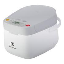 Electrolux หม้อหุงข้าวดิจิตอล 1.2 ลิตร รุ่น ERC6503W (White)
