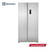 Electrolux ตู้เย็น Side-by-side ขนาด 17.7 คิว พร้อมระบบ NutriFresh™ Inverter รุ่น ESE5301AG-TH