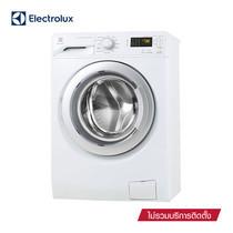 Electrolux เครื่องซักผ้าฝาหน้า ขนาด 8 กก. รุ่น EWW12853