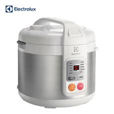 Electrolux หม้อหุงข้าว 1.8 ลิตร รุ่น ERC3505 (Grey Silver)