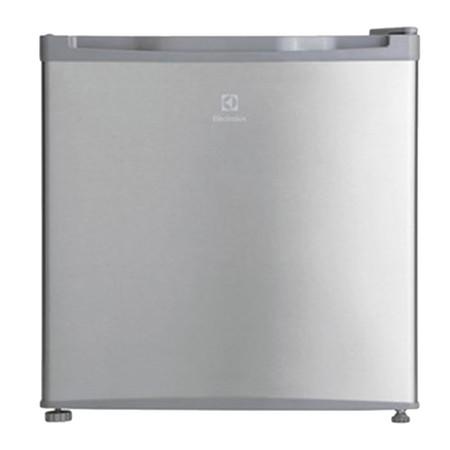 Electrolux ตู้เย็นมินิบาร์ ขนาด 1.6 คิว พร้อมประตูสเตนเลสสตีล รุ่น EUM0500SB