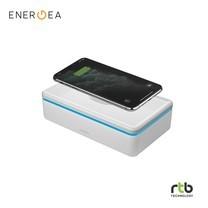 ENERGEA กล่องฆ่าเชื้อพร้อมแท่นชาร์จไร้สาย UV Box with wireless charger รุ่น Stera360