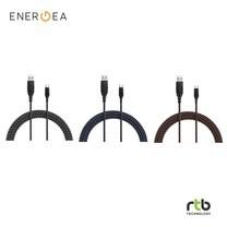Energea สายชาร์จ Cable DuraGlitz USB-A To Micro USB 1.5M (Android)