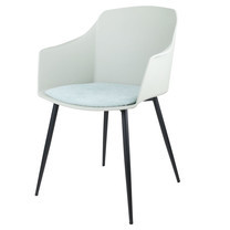 Furintrend เก้าอี้อาร์มแชร์ รุ่น TALE 1 - Green