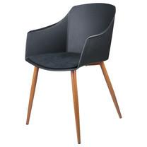 Furintrend เก้าอี้อาร์มแชร์ รุ่น TALE 1 - Black