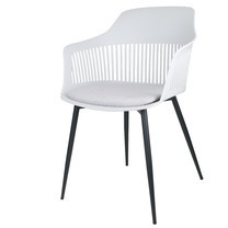 Furintrend เก้าอี้อาร์มแชร์ รุ่น TALE 2 - Light Grey
