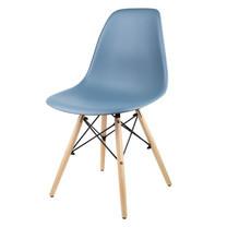 Furintrend เก้าอี้อาร์มแชร์ รุ่น TALE 3 - Blue Grey