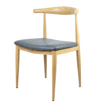 Furintrend เก้าอี้อาร์มแชร์ รุ่น TALE 4 - Grey
