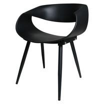 เก้าอี้อาร์มแชร์ เฟอร์อินเทรน Armchair Model : TALE6 Black