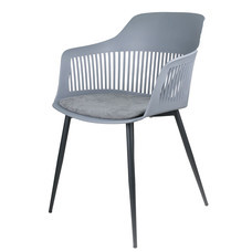 Furintrend เก้าอี้อาร์มแชร์ รุ่น TALE 2 - Drak Grey