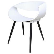 เก้าอี้อาร์มแชร์ เฟอร์อินเทรน Armchair Model : TALE6 White