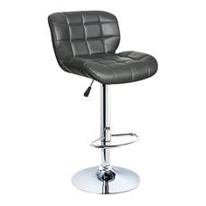Furintrend เก้าอี้บาร์สตูล รุ่น Premium Bar Stool ST02B - Black