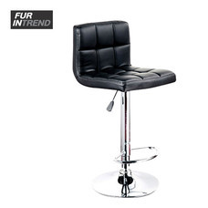 Furintrend เก้าอี้บาร์สตูล รุ่น Premium Bar Stool ST01B - Black