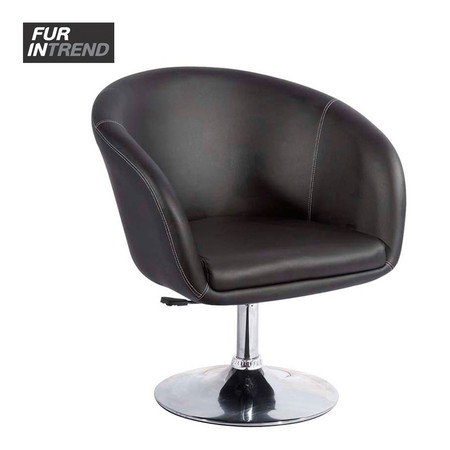 Furintrend เก้าอี้บาร์สตูล รุ่น Premium Bar Stool LX02 - Black