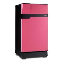Haier ตู้เย็น 1 ประตู ขนาด 5.2Q Muse series รุ่น CEA15SP (Pink)
