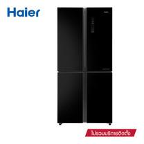 Haier ตู้เย็น 4 ประตู ขนาด 16.1Q รุ่น MD456GB (Black)