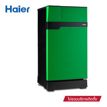 Haier ตู้เย็น 1 ประตู ขนาด 5.2Q Muse series รุ่น CEA15NG (Green)