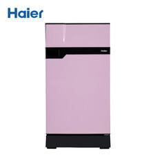 Haier ตู้เย็น 1 ประตู Muse series ขนาด 5.2 คิว รุ่น HR-CEQ15 (PINK)